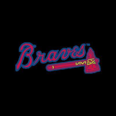 Atlanta Braves förra logotyp som ansågs diskriminerande
